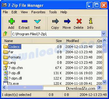 7-Zip 16.04 (32/64 bit)