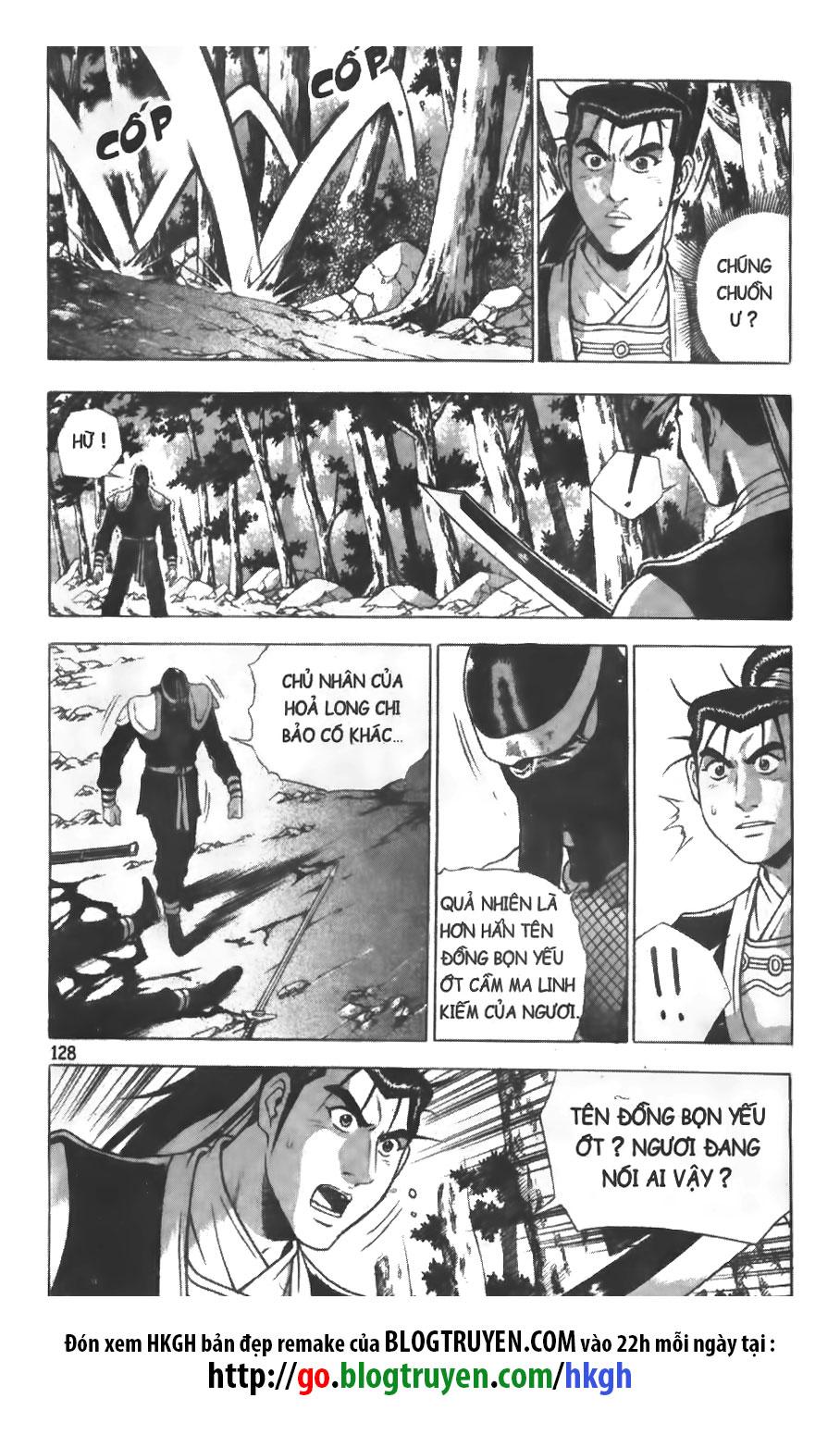 xem truyen moi - Hiệp Khách Giang Hồ Vol35 - Chap 241 - Remake