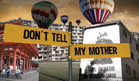 Tylko nie mów mojej mamie / Don't Tell My Mother (2011) PL.TVRip.XviD / Lektor PL
