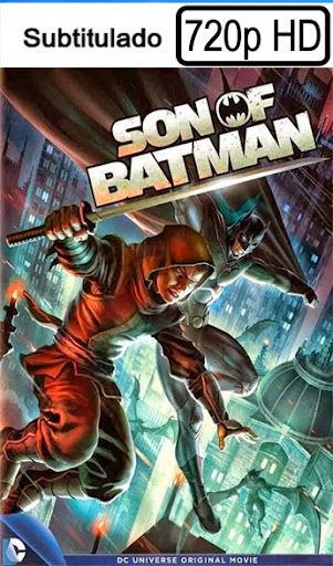 Son of Batman (2014) [MP4] [Animación] [FD]