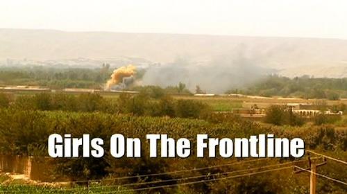Dziewczyny na afga?skim froncie / Girls on the Frontline (2010) PL.TVRip.XviD / Lektor PL