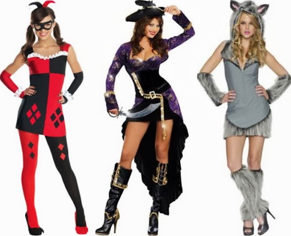 Unique Womens Halloween Costumes Ideas