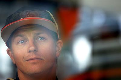 Кими Райкконен wtf на Гран-при Венгрии 2012