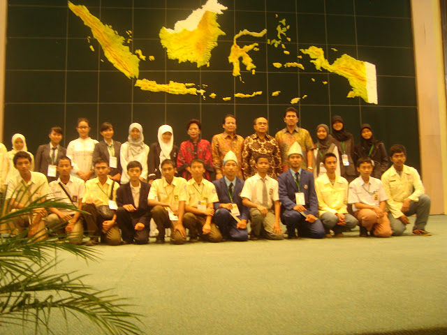 Lomba Karya Tulis Ilmiah (LKTI)  Pada Pekan Raya Pertanian Tingkat Sumsel Babel di Universitas Sriwijaya