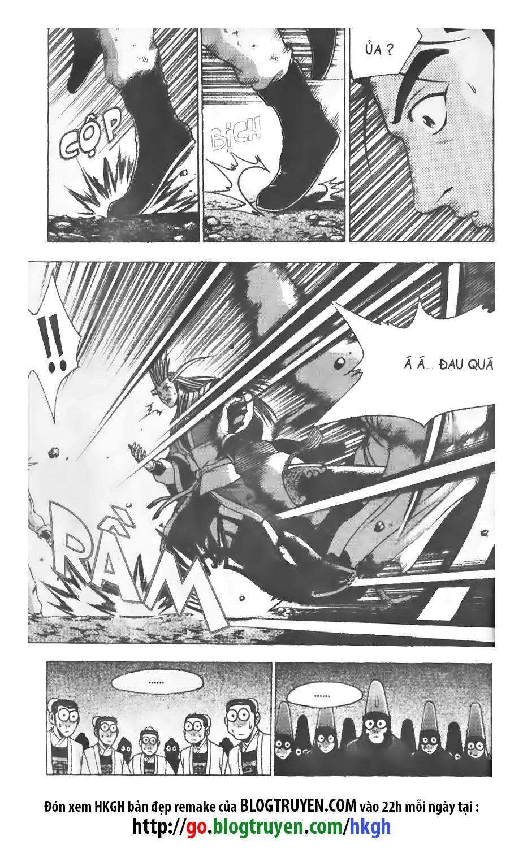 xem truyen moi - Hiệp Khách Giang Hồ Vol31 - Chap 208 - Remake