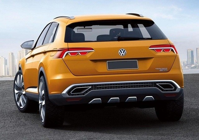 2017 Volkswagen Tiguan Release Date Review Car Price Concept