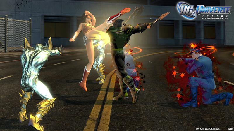 Khám phá DC Universe Online: Wonder Woman - Ảnh 5