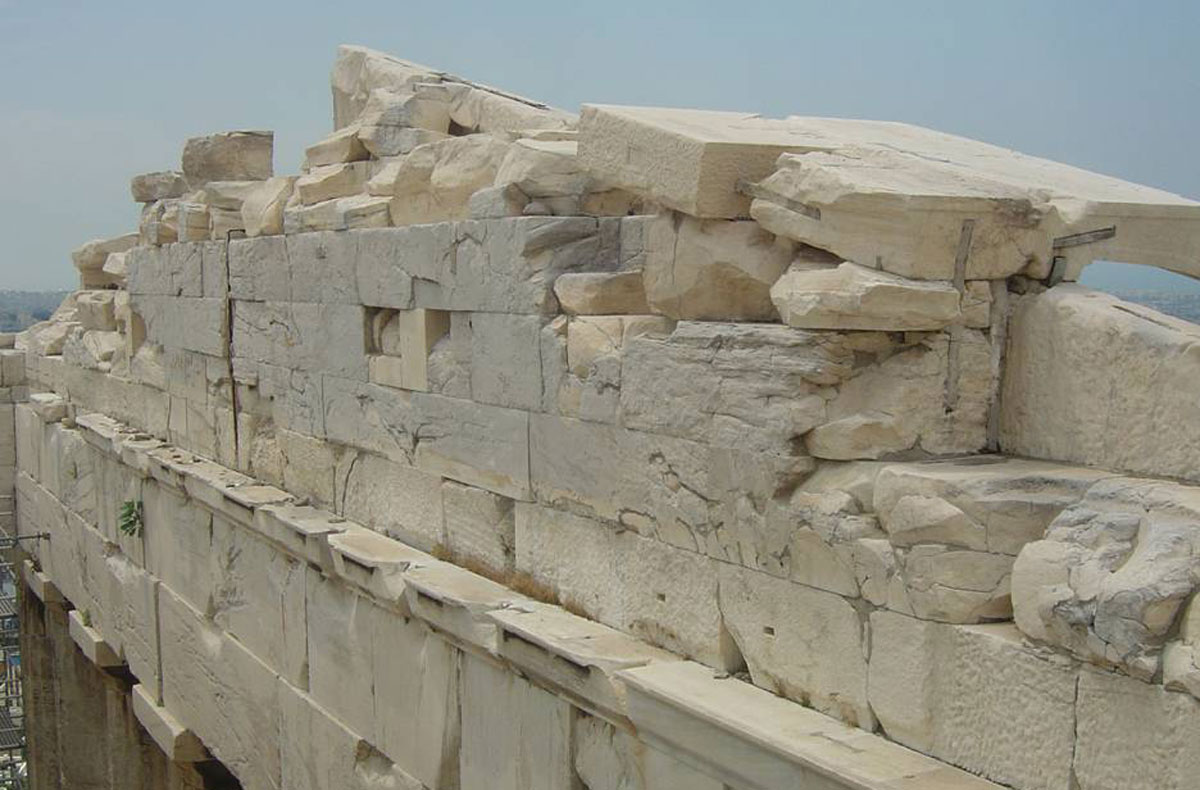 Heritage: Restoration work on Parthenon's west pediment approved