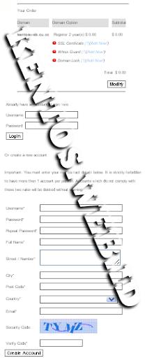 Pendaftaran domain gratis cu.cc Cara Mendaftar dan Setting Domain Gratis CU.CC