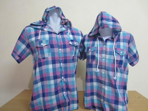 model kemeja couple hoodie terbaru murah