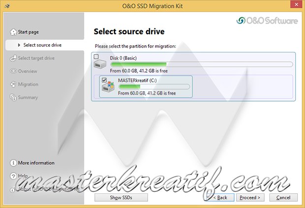 O&O SSD Migration Kit 7.1