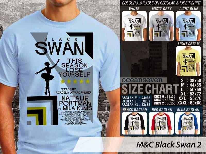 Kaos Movie Black Swan 2 Film Cinema distro ocean seven