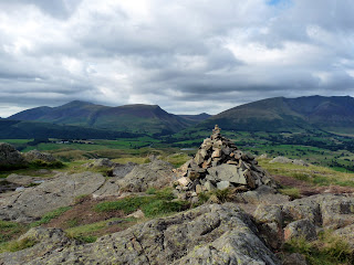 Skiddaw from High Rigg