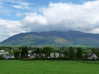 Skiddaw from Braithwaite