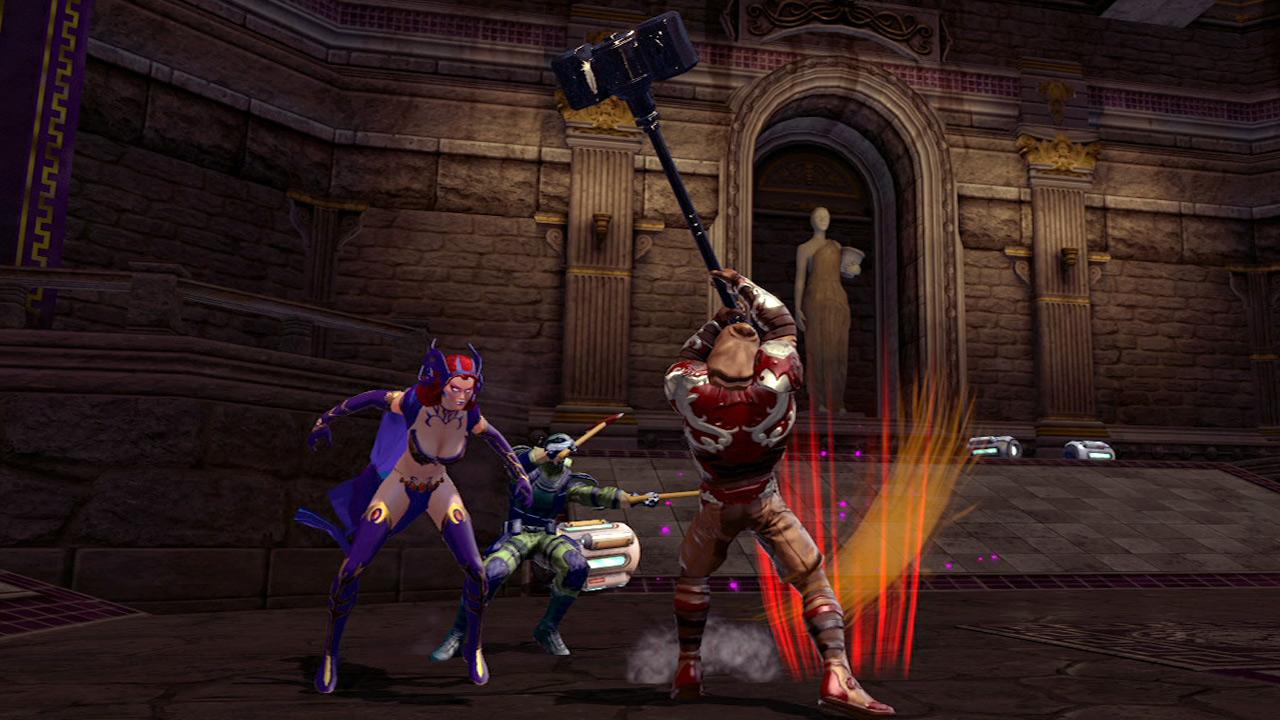 Khám phá DC Universe Online: Circe - Ảnh 16