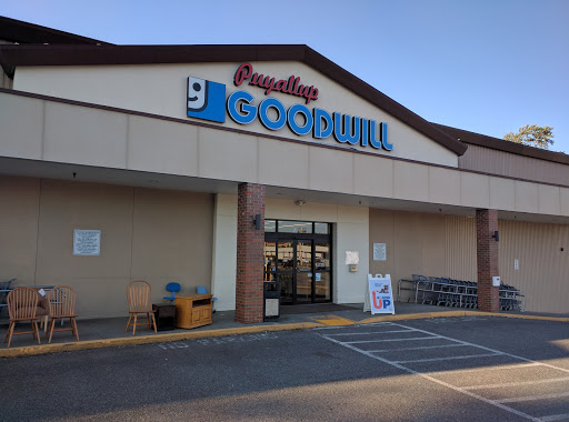 Thrift Store «Puyallup Goodwill», reviews and photos