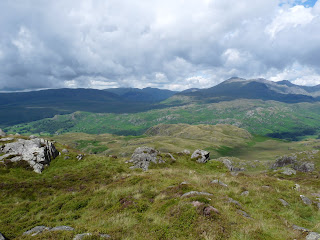 Another view from Great Whinscale.