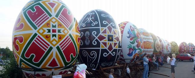 яйца пасхальные гигантские