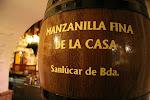 Spanish Wine Barrel