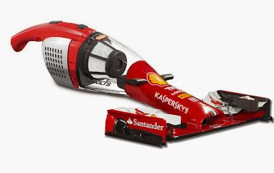 пылесос Ferrari F14 T - фотошоп R Soul