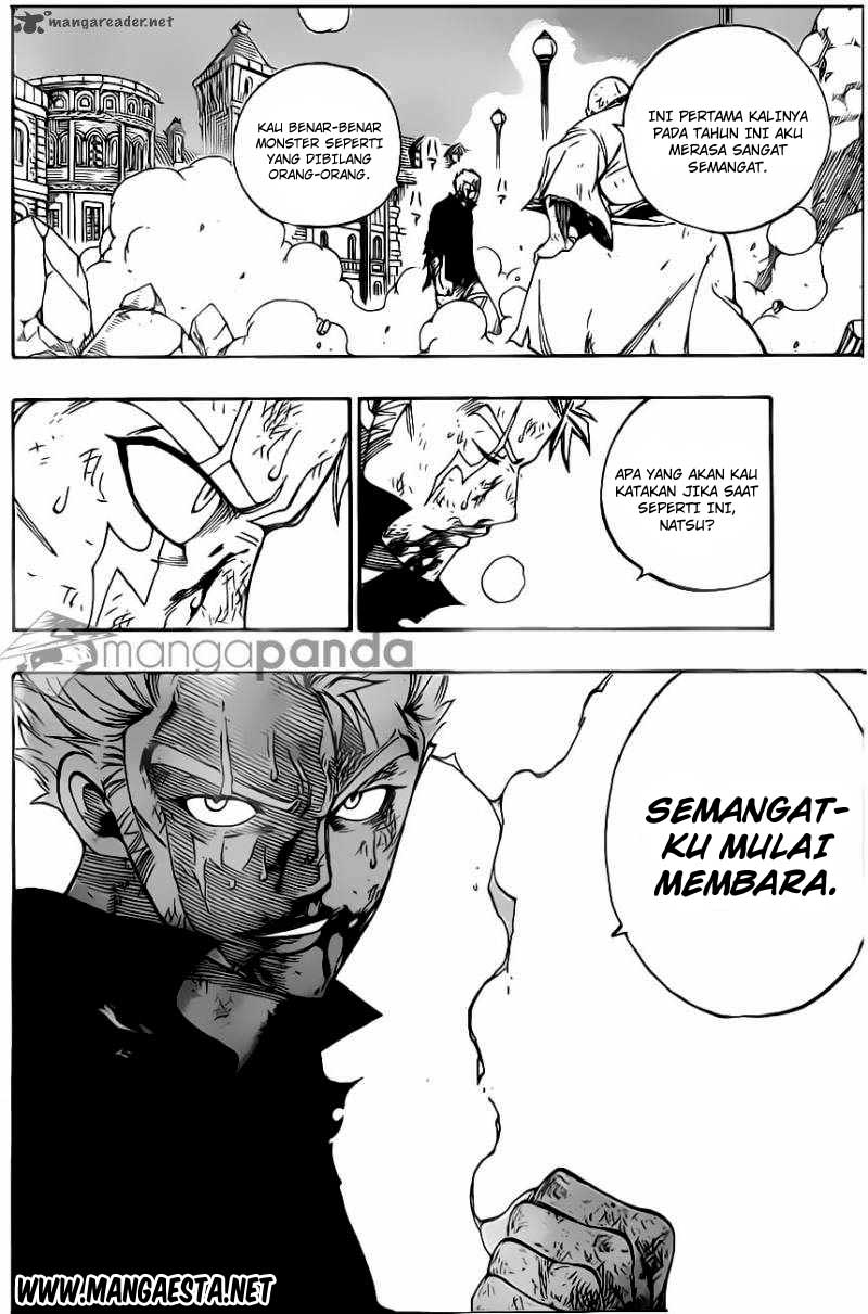 Komik Fairy Tail 322 321 Indonesia page 9 Mangacan.blogspot.com