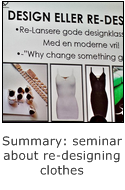 re-design seminar in oslo