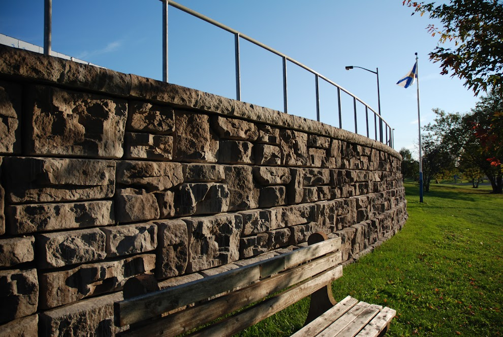 halifax NS retaining wall systems