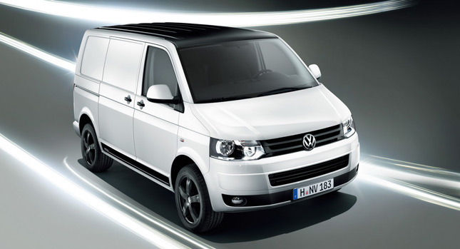 VW Spruces Up Transporter Van with New Special Edition Package