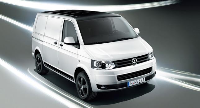 New VW Van 2015