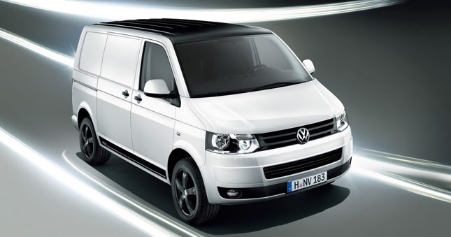 vw spruces up transporter van with new special edition package. Black Bedroom Furniture Sets. Home Design Ideas