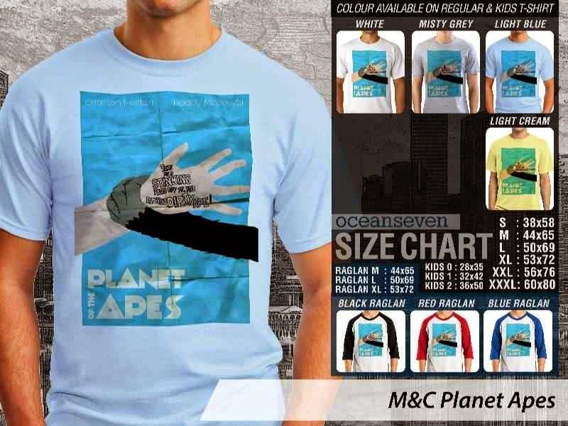KAOS film Movie Planet Apes Film Cinema distro ocean seven