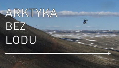 Arktyka bez lodu / The Rapidly Changing Arctic (2009) PL.TVRip.XviD / Lektor PL