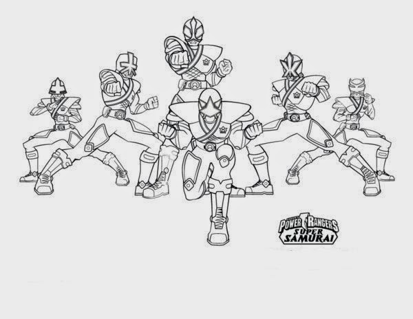 power rangers coloring pages printable - Free Printable Power Rangers Coloring Pages For Kids