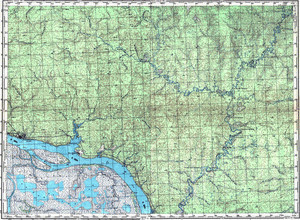 Map 100k--p42-049_050--(1951)