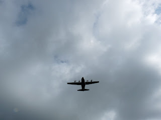 Old plane above!!