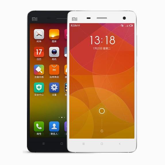 Xiaomi Mi 4 - Spesifikasi Lengkap dan Harga