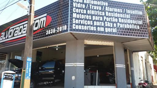 Auto Posto Quatro, Av. Doná Pérola Byington - Centro, Pérola - PR, 87540-000, Brasil, Bomba_de_Gasolina, estado Parana