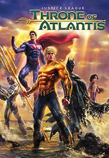 Liên Minh Công Lý : Ngôi Vua Của Atlantis