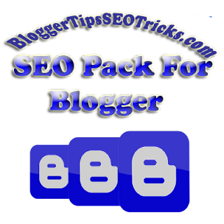 seo pack for blogger and robots.txt files