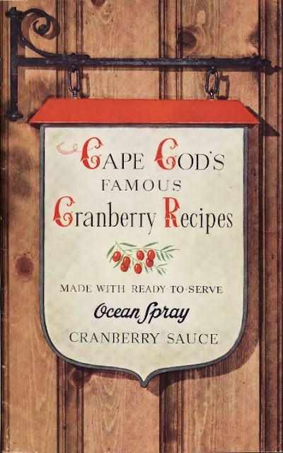 Cape Cod's Famous Cranberry Recipes