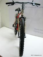 2 Sepeda Gunung UNITED MONZA XC01 Bike to Nature 26 Inci - XC HardTail Series