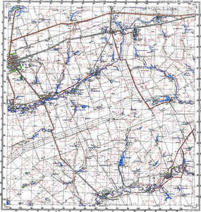 Map 100k--m38-036--(1997)