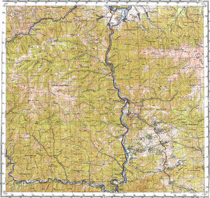 Map 100k--l35-085--(1969)