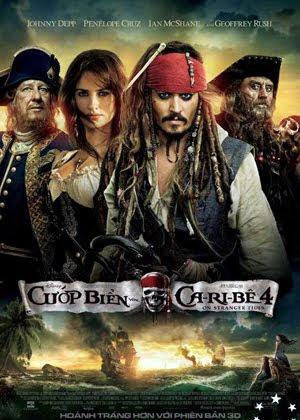 Cướp Biển Caribê 4: Con Nước Triều Lạ - Pirates Of The Caribbean 4: On Stranger Tides