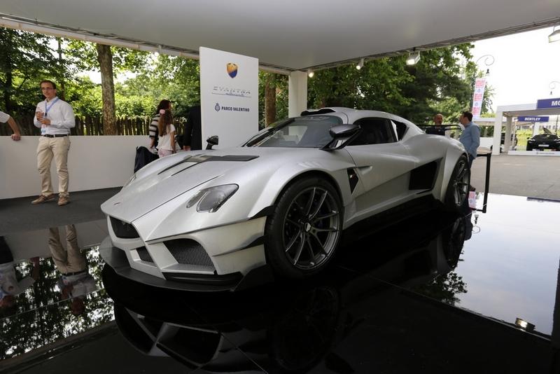 Sức mạnh lên đến 1000 mã lực, đây sẽ là siêu xe mạnh nhất có quốc tịch Ý