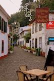A Quiet Pedestrian Street in Sao Vicente - Funchal, Madeira