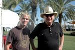 """Jerry Jeff Walker was hanging out right after his show so I """"Got him"""" as we say"""