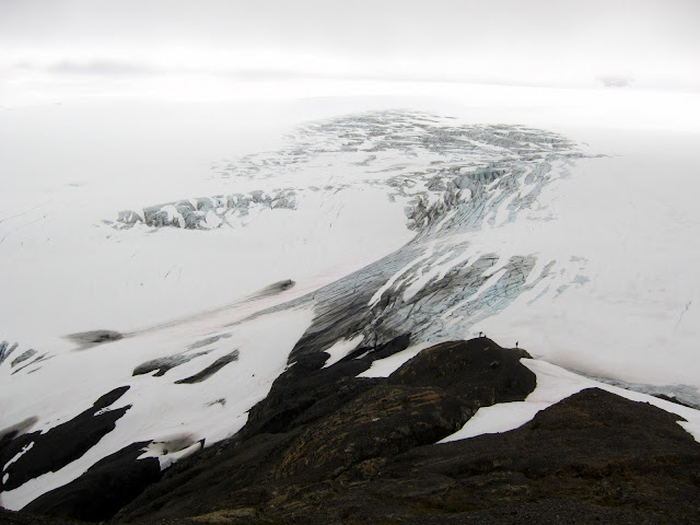 More of the Icefield