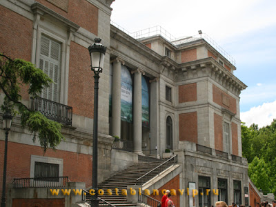 Museo del Prado, Museo, España, Madrid, Museos de Madrid, Музей Прадо, музеи Испании, музеи Мадрида, мадридские музей, Испания, Мадрид, CostablancaVIP, недвижимость в Испании, достопримечательности Испании