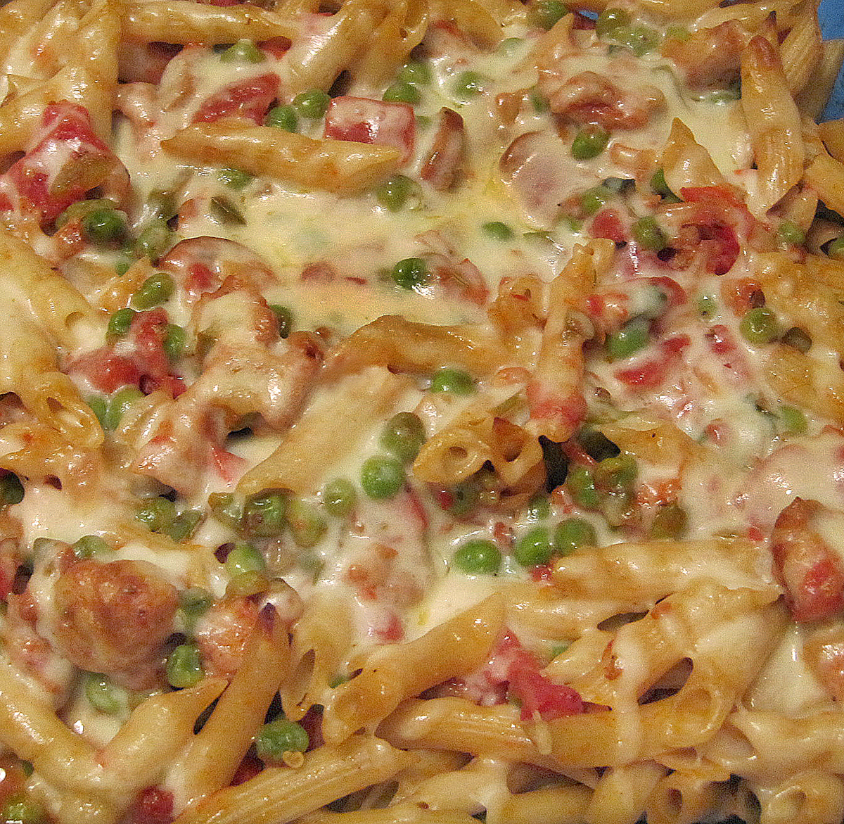 Turkey Baked Ziti: Guest Blog